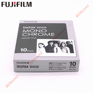Image 5 - 10 100 fogli Originale Fujifilm Instax Largo Immediata Film Bianco/Arcobaleno/In Bianco E Nero Per Fuji Macchina Fotografica Istantanea 300 /200/210/100/500AF