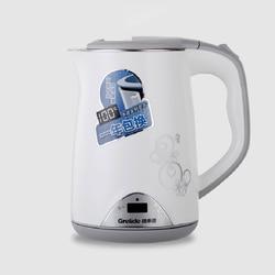 Podwójna warstwa anti hot ze stali nierdzewnej automatyczne awarii zasilania czajnik w Czajniki elektryczne od AGD na