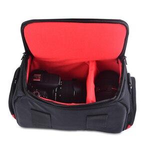 Image 2 - Водонепроницаемая Наплечная Сумка Wennew для DSLR камеры Nikon Canon Pentax Sony Olympus