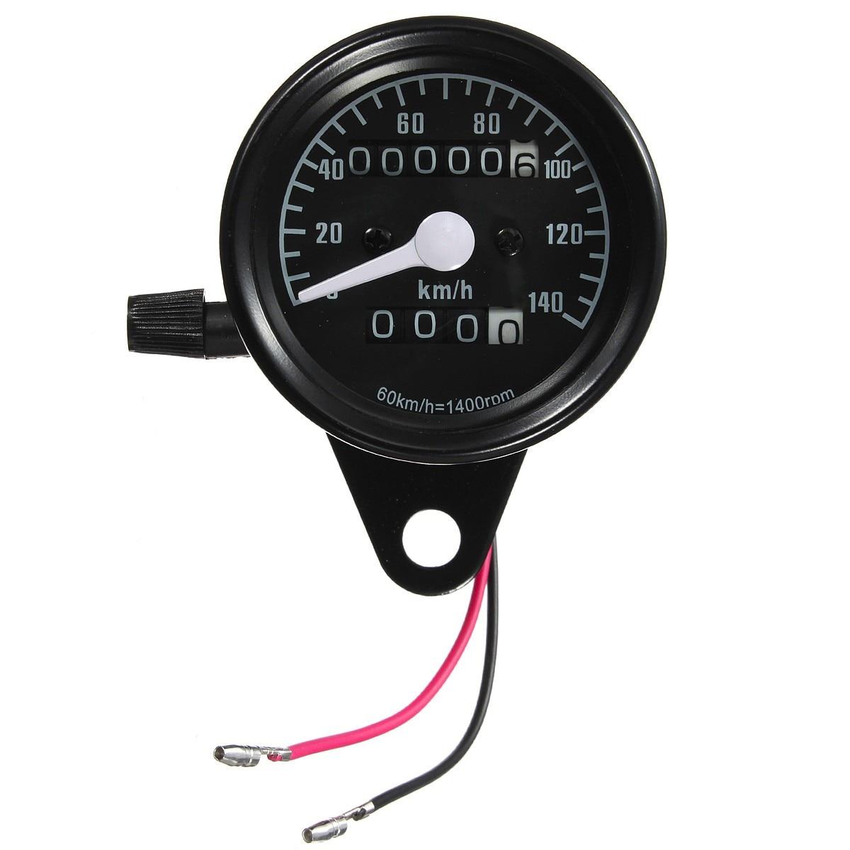 Universal Motorcycle Speedometer Led Backlight Night