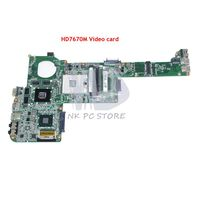 NOKOTION For Toshiba Satellite C840 C845 L840 Laptop Motherboard A000174880 DABY3CMB8E0 MAIN BOARD HM76 DDR3 HD7670M