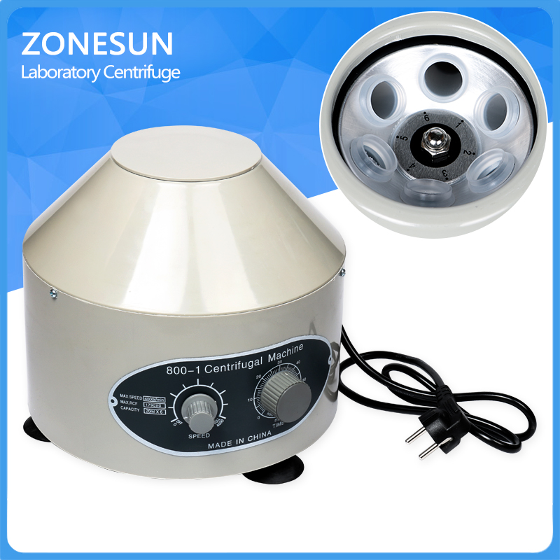 4000rpm New Laboratory Mini Medical Centrifuge Machine CE 6*20 80 1 electric experimental centrifuge medical lab centrifuge laboratory lab supplies medical practice 4000 rpm 20 ml x 6