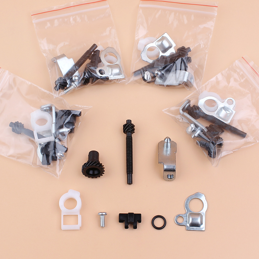 Hard-Working Chain Brake Cover Band Spring Bar Nuts Studs Repair Kit Fit Stihl 018 017 Ms180 Ms170 Ms 180 170 Gas Chain Saw Spares Garden Power Tools