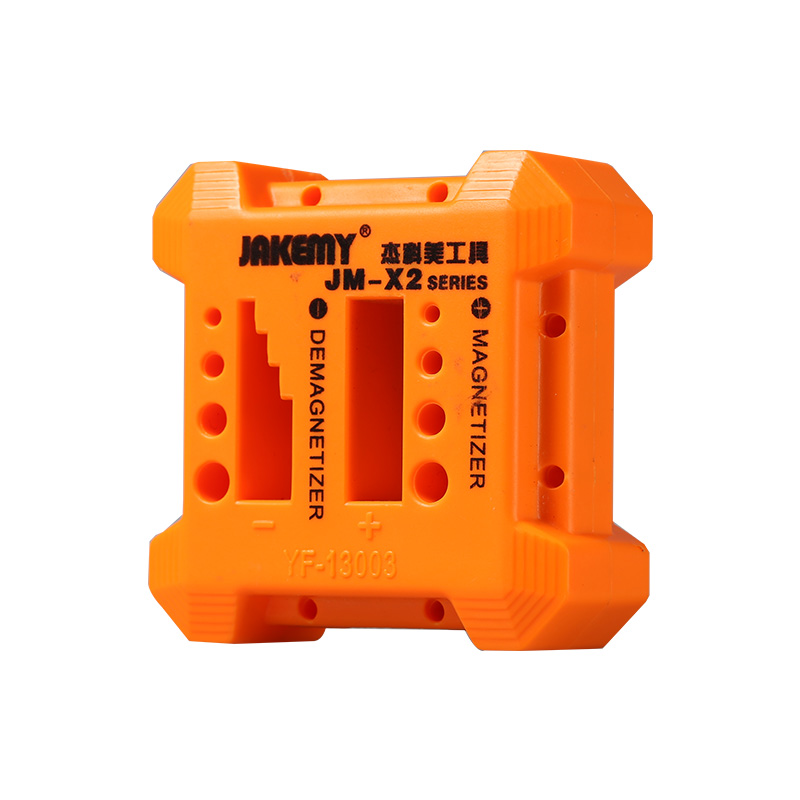 цена JM-X2 Magnetizer Demagnetizer Accessories Magnetizing Metal Tools for Screws Hex Wrench