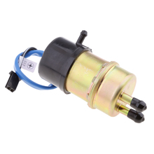 Universal Petrol 12v Electric Fuel Pump 8mm Pipe 50-55L/h For KAWASAKI NINJA ZX6R ZX7R ZX-9R 1996-2002 Replacement Fuel Pump electric fuel pump assembly for peugeot206 607 206cc 206sw partner partnerspace 1996 2017 1 1l 3 0l 1525h8
