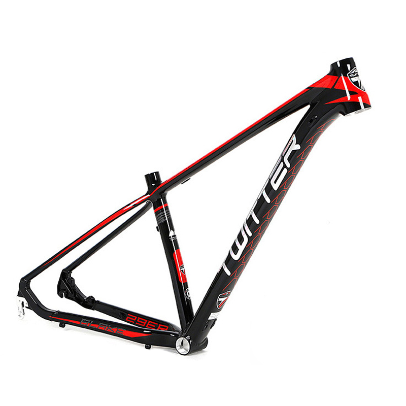 TWITTER Head-Tube Bike-Frame Tapered Ultralight Aluminum-Alloy MTB 29inch AL7005 44-56mm
