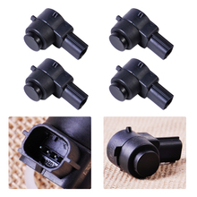 CITALL 4pcs Parking Park Aid Bumper Sensor Assist 1EW63TZZAA for Chrysler 300 TOWN & COUNTRY Dodge CHARGER JOURNEY JEEP LIBERTY