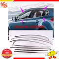 Car styling  Side  Window Trim car styling stainless steel car window trims For VOLVO V40 car accessories