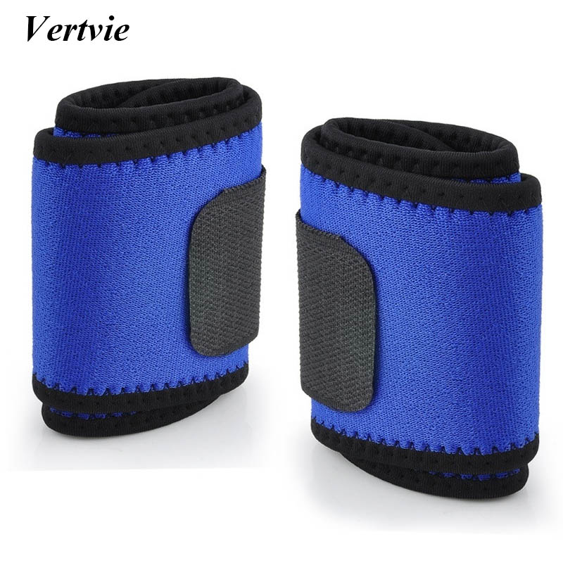 Vertvie 1PC Adjustbale Professional Support Wristband For Men Women Basketball Volleyball Gym Wrist Brace Sports Protection