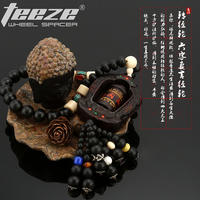 Car accessories Chinese traditional Buddha beads Sandalwood car decoration fashion gift for men and women