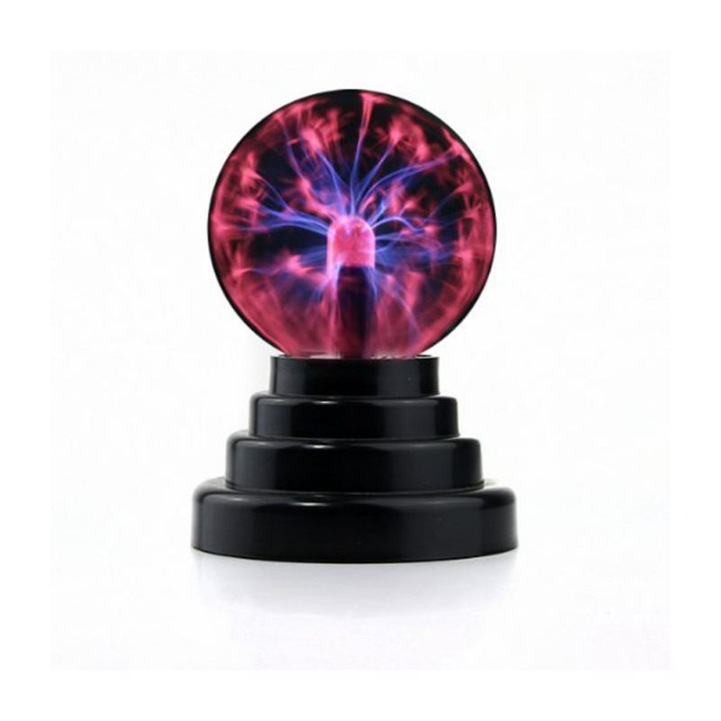 3.5 inch Magic Static electricity Ball  Light Kids Room Decor Gift Box Lightning Christmas Party Decor Lamp New3.5 inch Magic Static electricity Ball  Light Kids Room Decor Gift Box Lightning Christmas Party Decor Lamp New