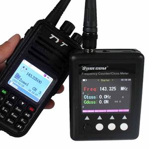 Image 2 - Frequency meter SURECOM  SF 401 plus Frequency Counter 27Mhz 3000Mhz Radio Portable Frequency meter with CTCCSS/DCS Decoder