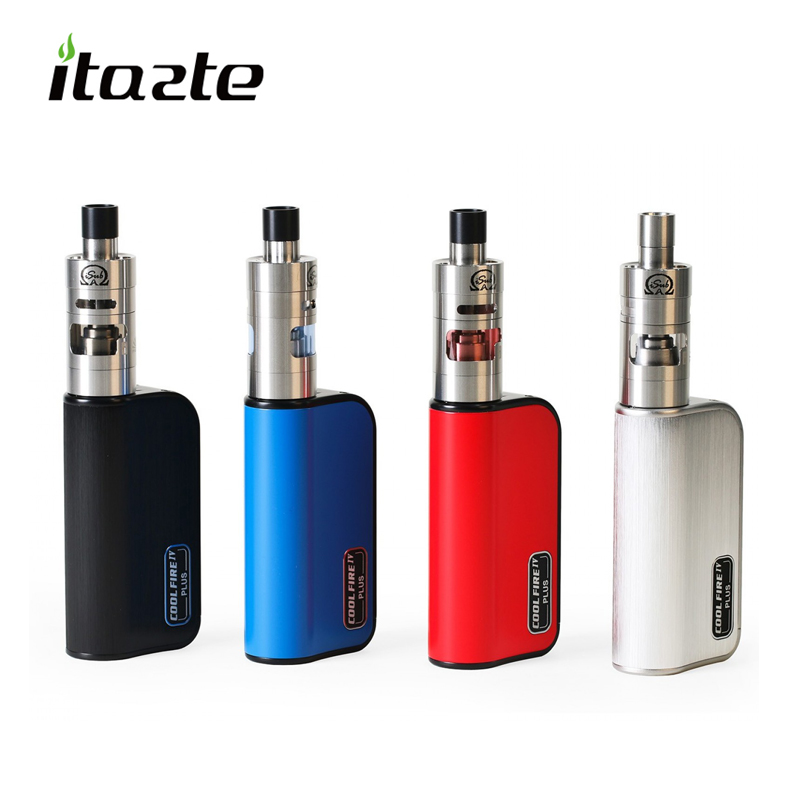 Original Innokin CoolFire IV Plus Vape Kit 330mAh Coolfire 4 Plus Mod innokin iSub APEX Atomizer Tank 0.5ohm Coil E-Cigarette original ijoy captain pd1865 tc 225w kit captain tank 4ml atomizer no 18650 battery captain pd1865 mod e cigarette vaping kit