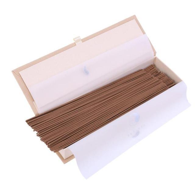 40/200 шт натуральные ароматные Ароматические китайский ладан палочки Благовония из сандалового дерева палочка для комнатных специй хорошо д...