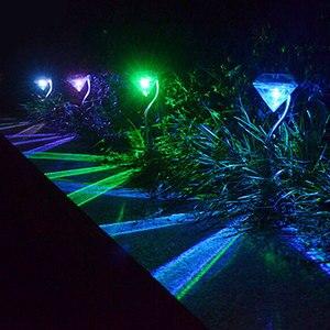 Outdoor LED Solar Powered Gard