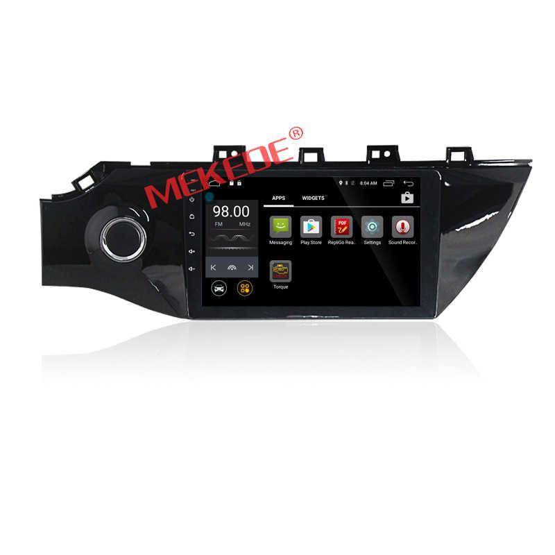 9 дюймов 2 ГБ Оперативная память 4 ядра Android 7,1 автомобиль automagnitol gps плеер для KIA K2 экран HD 1024*600 Бесплатная доставка 4G 3G Wi-Fi