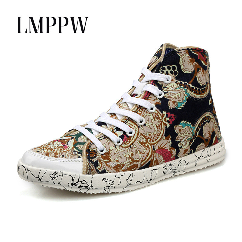 2017 New Brand Outdoor Shoes Fashion Breathable High Top Canvas Shoes Spring Autumn Men Walking Board Shoes Camouflage Sapato 2A hot sale 2016 top quality brand shoes for men fashion casual shoes teenagers flat walking shoes high top canvas shoes zatapos