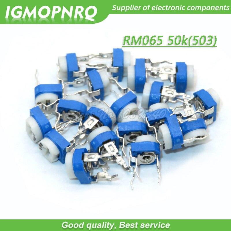Variable Resistors Potentiometer 2K ohm 202 2KΩ  10PCS