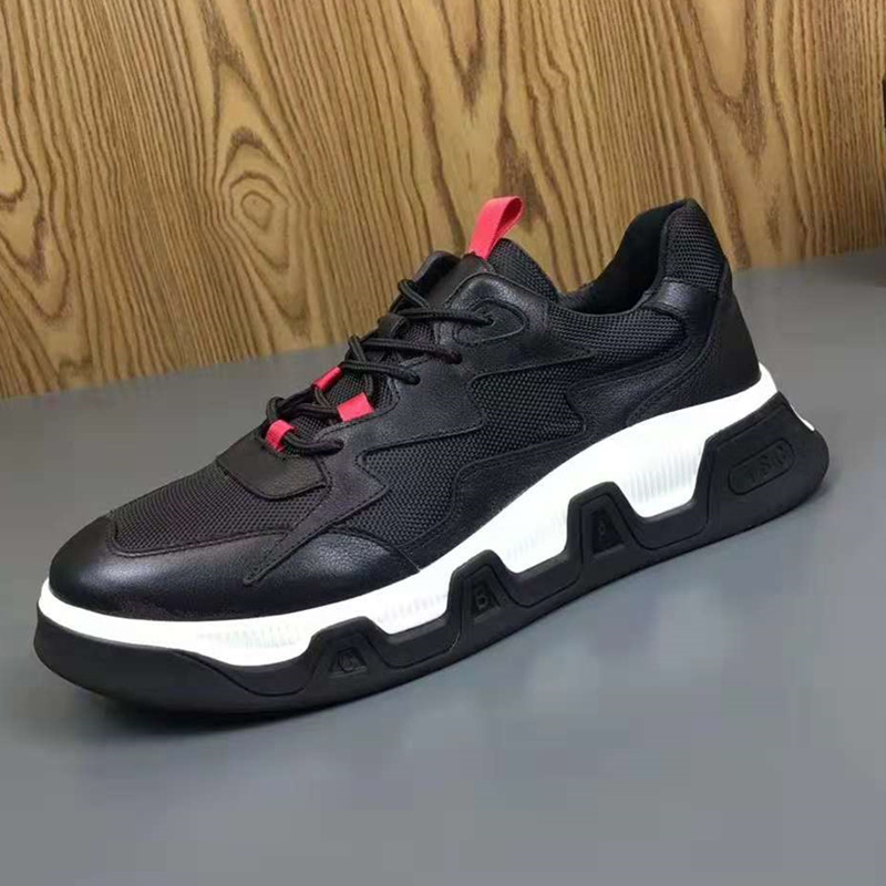 En Taille Cool Hommes Bateau 44 blanc Fashion Date Casual Sneakers Qualité Haute Marque Offre De Noir 38 Véritable Appartements Chaussures Spéciale Cuir Homme UqwvKEExp7