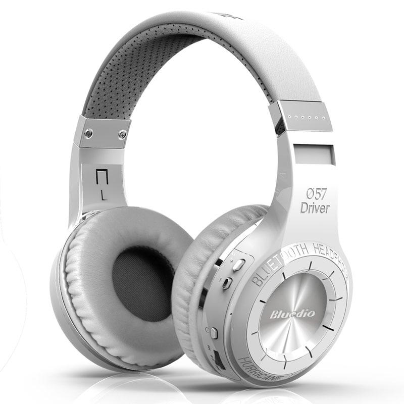 100 Original Bluedio HT Shooting Brake Wireless Bluetooth Headphones BT4 1 Stereo Bluetooth Headset Built In