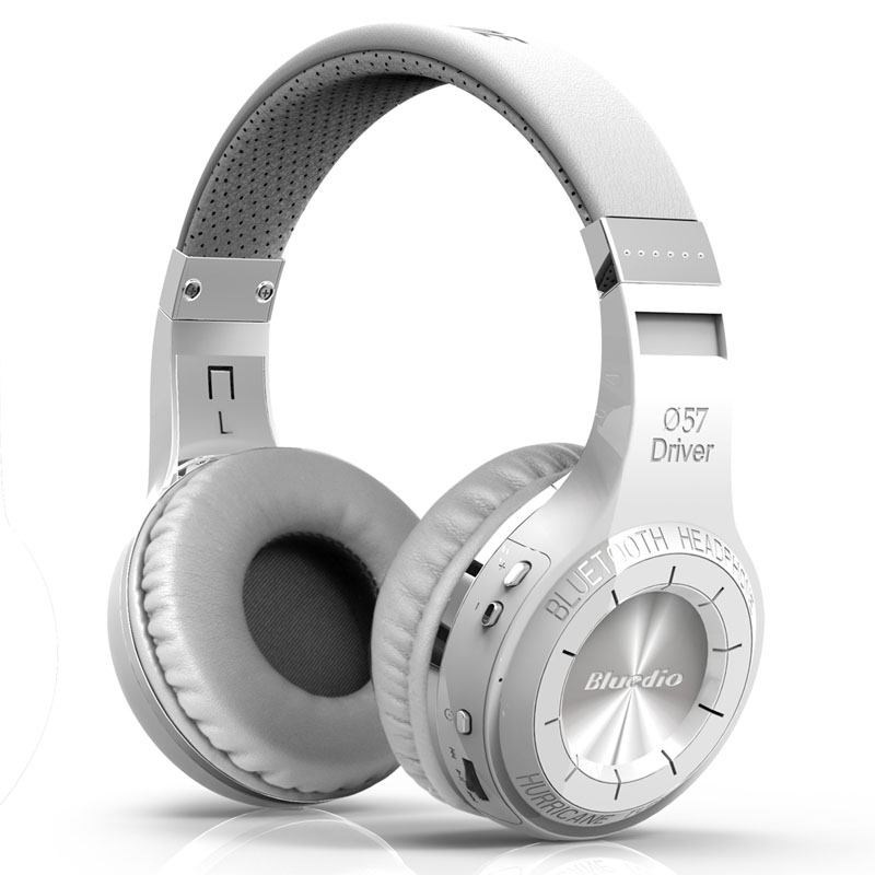 100% Originale Bluedio HT (riprese Freno) cuffia bluetooth BT4.1Stereo auricolare bluetooth cuffie senza fili per i telefoni musica
