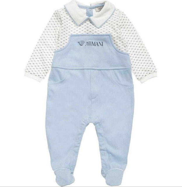 2 color New infant Package feet baby clothes jumpsuits spring and autumn period long climb clothes Romper wholesale