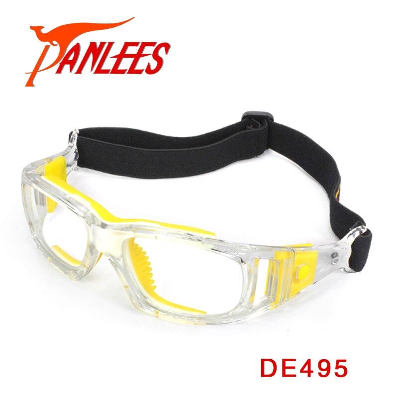 d3bb1498adbb Panlees Adjustable PC Eyeglasses Sports Eyewear Prescription Goggle Basketball  Handball Myopia Glasses Sport Glasses For Soccer-in Basketballs from Sports  ...
