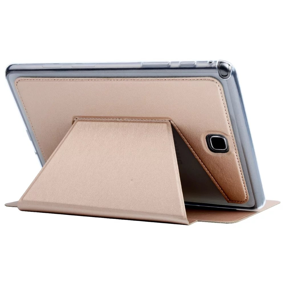 New Arrival Case For Samsung Tab AS A8 Leather Protective Cover Case Funda For Samsung GALAXY Tab A 8.0 T350 T351 8