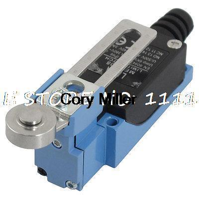 ME-8108 Momentary Adjustable Rotatable Roller Lever Limit Switch for CNC Plasma professional electrical switches dustproof rotary roller lever limit switch overtravel limit for cnc mill laser plasma me 8108