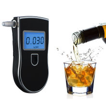 20 pcs Wholesales alcohol tester professional Driving Blowout Alcohol Detector LCD Display Digital Handheld Tester