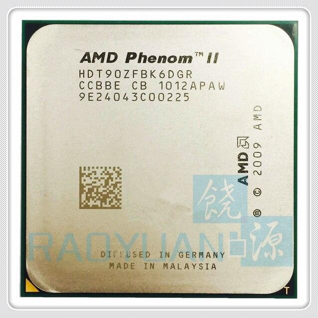 AMD Phenom X6 1090T X6 1090T 3 2GHz Six Core CPU Processor HDT90ZFBK6DGR 125W Socket AM3