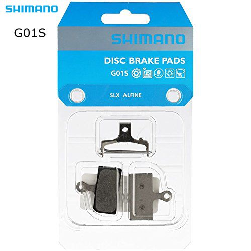 SHIMANO XTR Race Metallic <font><b>G01S</b></font> Disc Brake Pads image