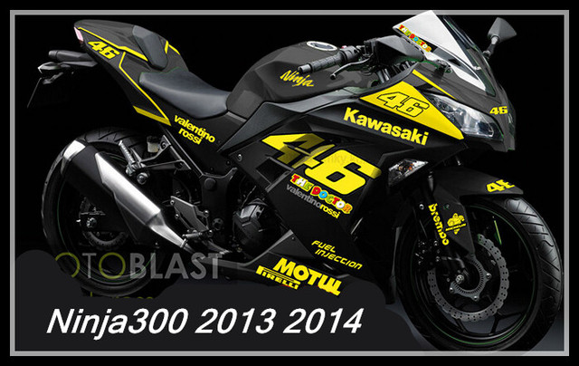 New Injection Abs Fairings3 Giftbolts Screwsfairings Kits