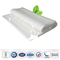 Natural Latex Mattress With Inner Case Outer Case Japan Tatami Mat Cervical Vertebra Body Massage Pressure Release Bed Mattress