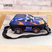 Mochila Escolar Menino 3D Car Children School Bags For Boys Lovely Toddler Children S Backpacks Kids