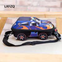 3D Carro crianças escola bags para meninos encantador Da Criança das crianças mochilas crianças mochila para crianças mochila escolar menino