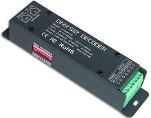 LT-858-CC;4CH CC DMX/RDM Decoder;DC12-48V input;CC 350/700/1050mA 3 in 1*4CH output