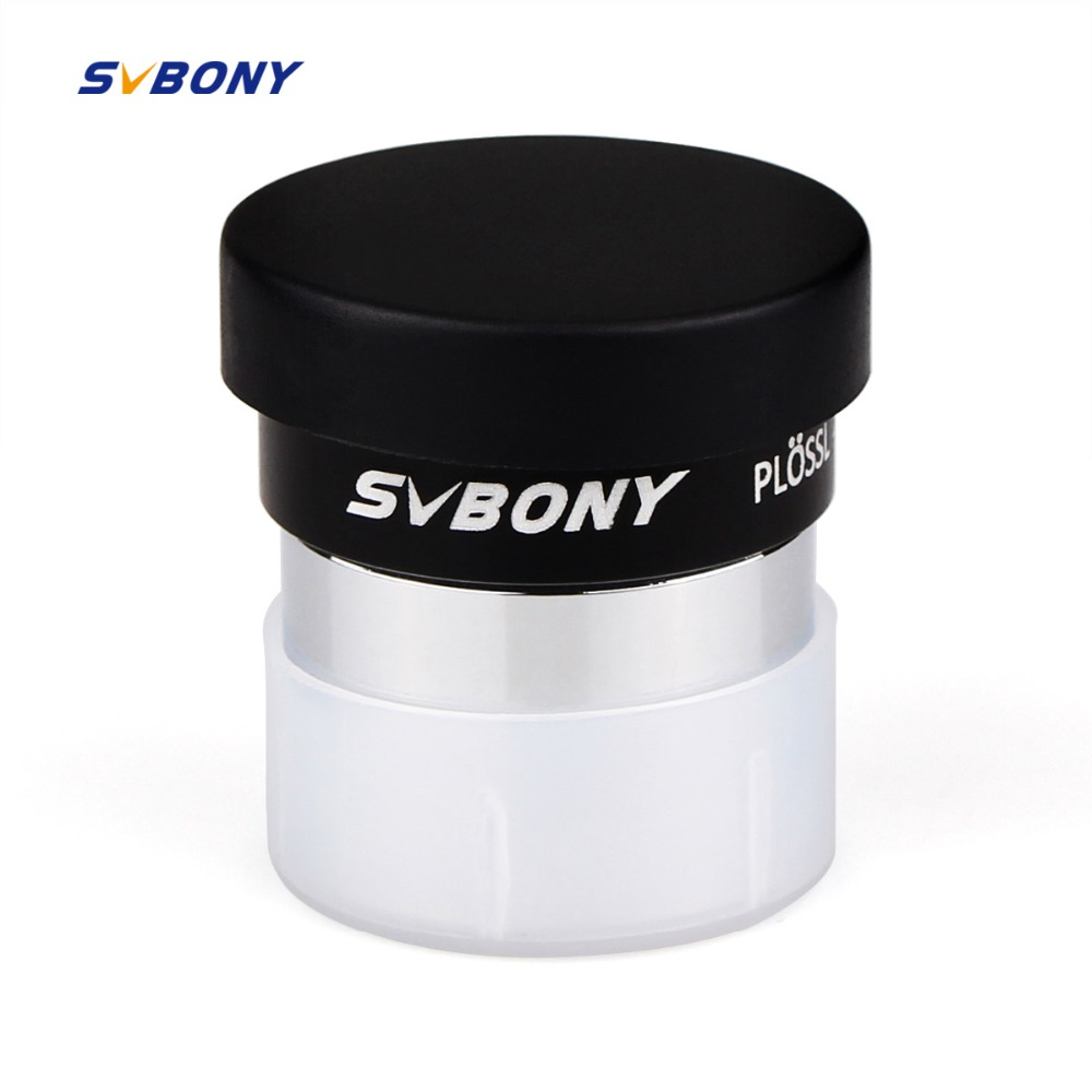 SVBONY 1 25 Inch 4mm Eyepiece Plossl Fully Coated Eyepiece for Astronomical Telescope Monocular Ocular F9158