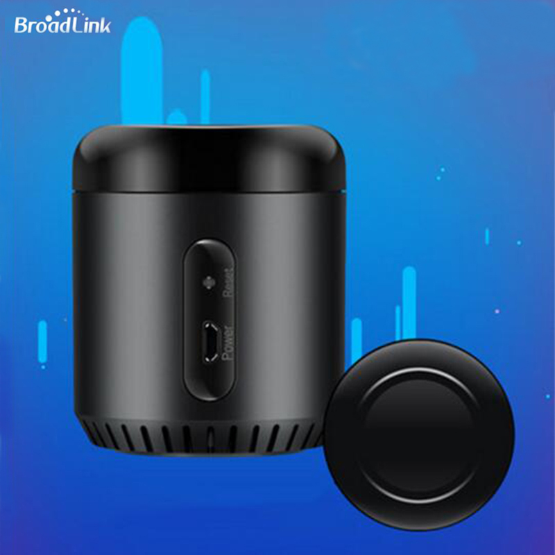 Broadlink RM Mini 3 Smart Home Universal Switch Intelligent WiFi/IR/4G Wireless Remote Control Switches Via Phone Android IOS new ltech wifi ir rf universal intelligent remote smart home automation control for iphone ios android xiaolei wifi remote