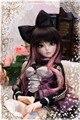 Fairyland minifee Celine Bjd boneca 1/4 figuras de resina iplehouse boneca