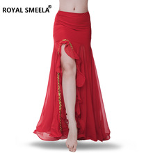 Women Hot Sale Gorgeous Belly dance skirt Sexy belly dancing skirt belly dance costumes bellydance clothes performance wear 6014