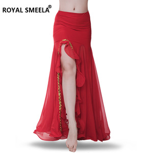 Image 1 - Women Hot Sale Gorgeous Belly dance skirt Sexy belly dancing skirt belly dance costumes bellydance clothes performance wear 6014