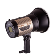 NiceFoto 280a led lamp for outdoor style built-in wireless high speed studio flash light