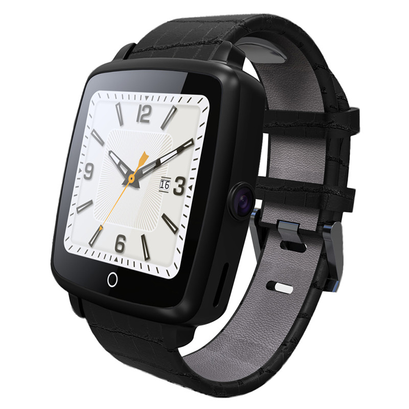 Bluetooth font b SmartWatch b font Sim Card GSM Handsfree Digital Watch Bracelet Sport Wristband for