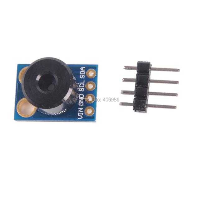 MLX90614ESF-CCO Sensor IR Não-contato Termômetro Infravermelho 3-5 V para Arduino GY-906-BCC FZ1641