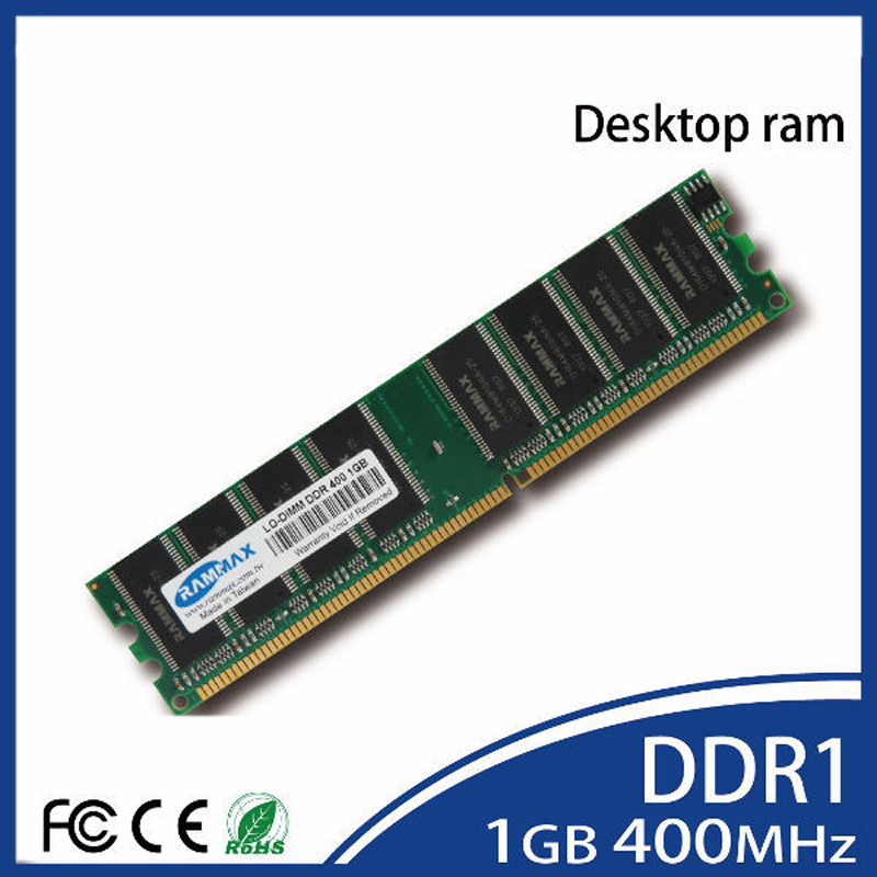 LO-DIMM 400MHz <font><b>DDR</b></font> PC3200 DESKTOP Ram Memory Modules (184-pin LO-DIMM 400MHz) high compatible with all brand motherboards of PC image