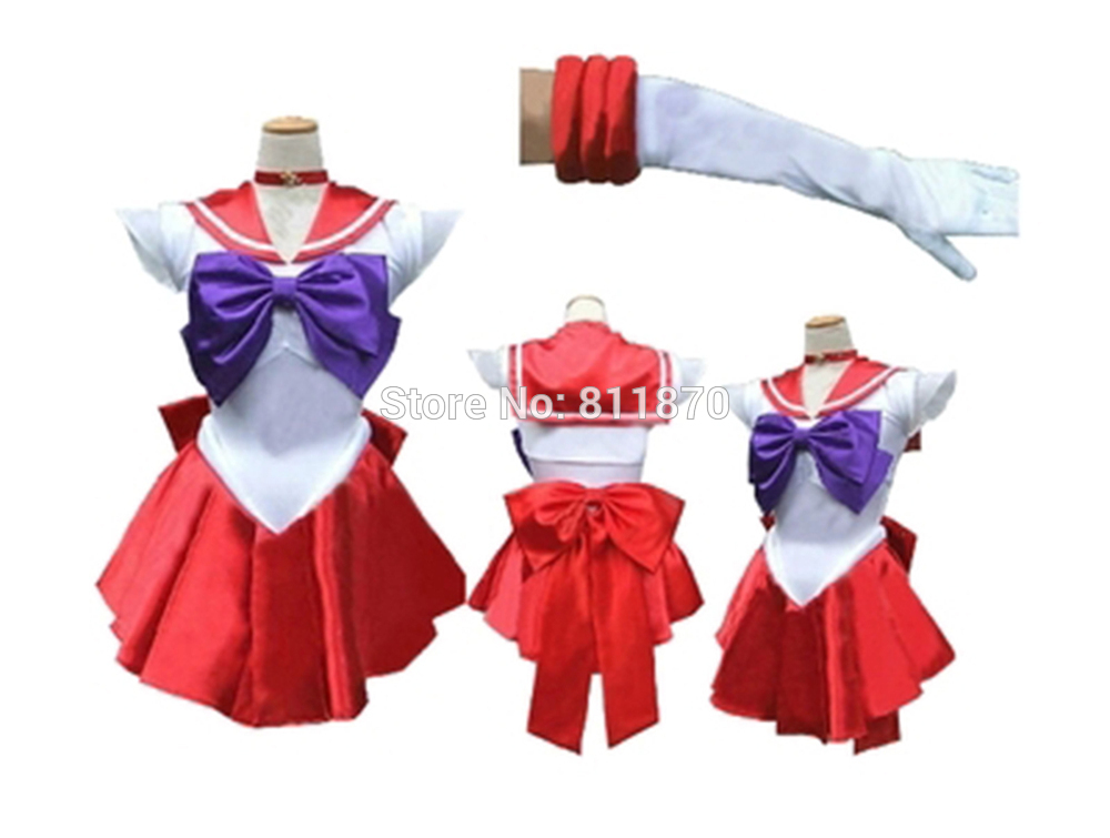 popular sailor mars costume buy cheap sailor mars costume. Black Bedroom Furniture Sets. Home Design Ideas