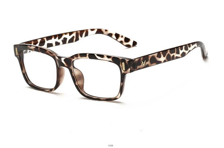 Vintage Brand Design Grade Eyewear eyeglass frames Eyeglasses Eye Glasses Frames For Women Plain optical mirror spectacle frame (20)