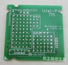 Tools 775 775cpu Motherboard CPU Fixture 775