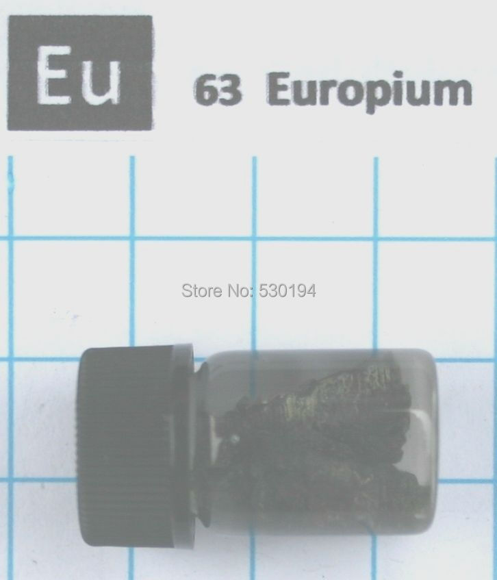 1 gram 99,95% Europium Metal in glass vial - Pure Element 63 sample виниловые пластинки patti smith live in germany 1979 180 gram